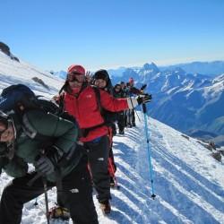 экспедиции на эльбрус